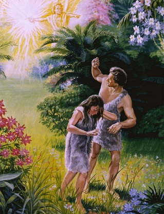 Garden of Eden Expulsion