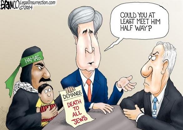2020-07-28 Israel and Hamas Peace Deal