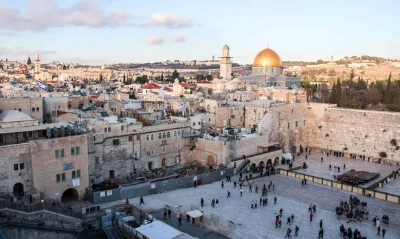 2020-07-28 Jerusalem Temple Mount