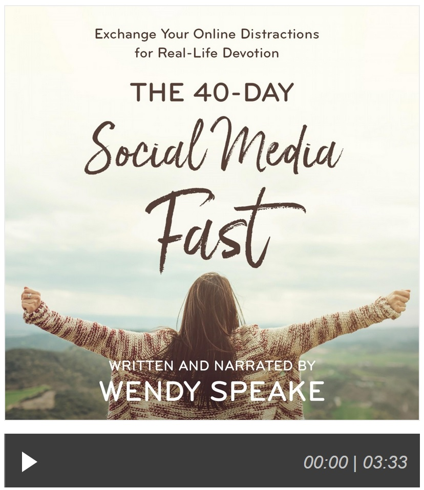 2021-02-16 Lent Fast from Social Media
