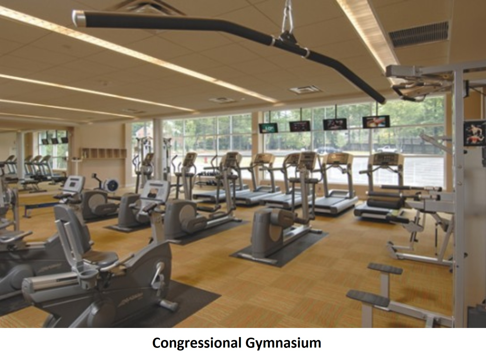 2021-03-13 Congressional Gym