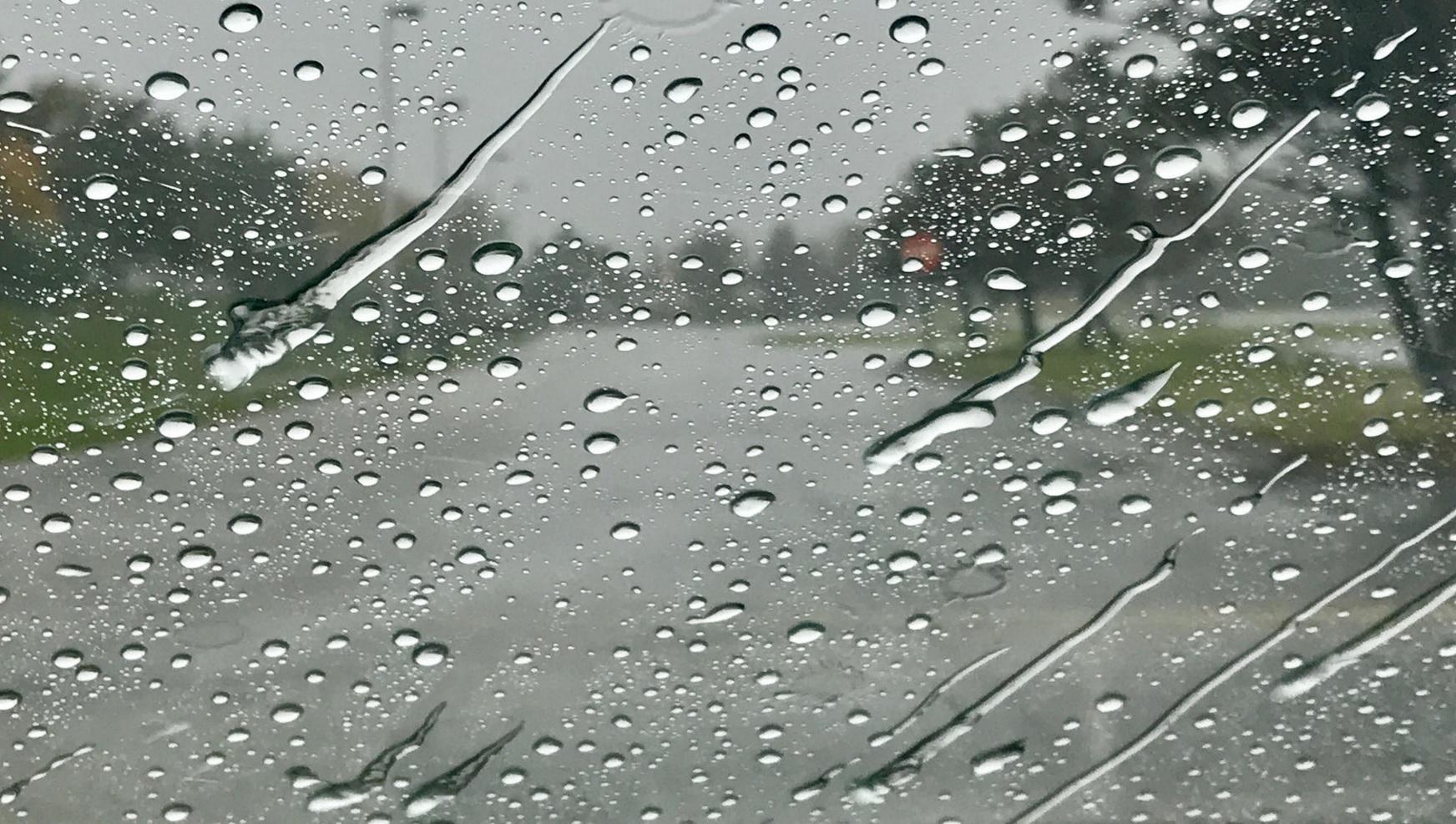 2021-03-20 Raining
