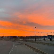Lexington Sunset2