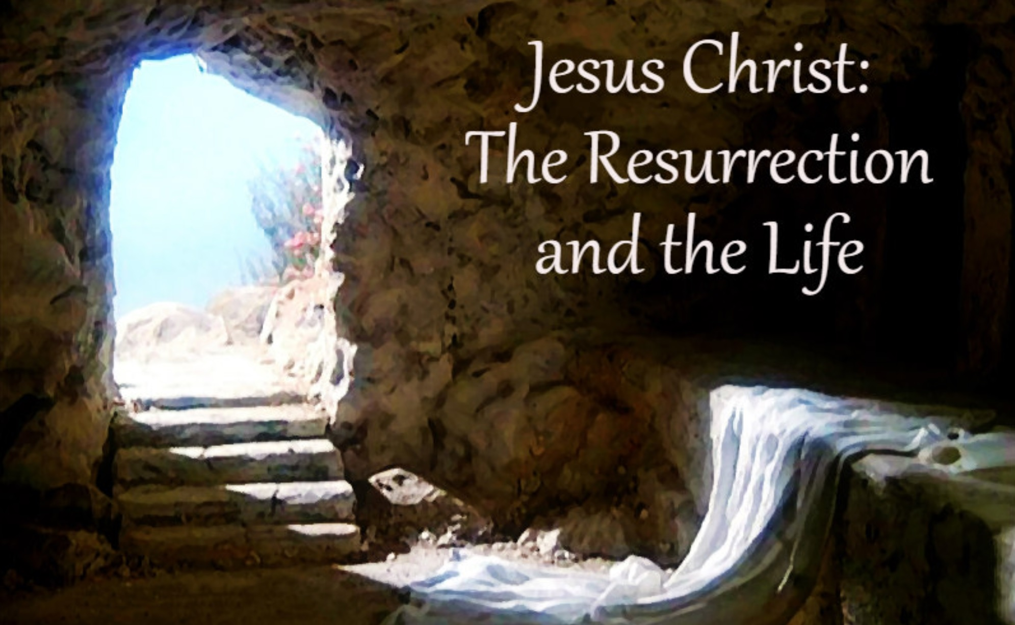 2021-08-21 The Resurrection and the Life