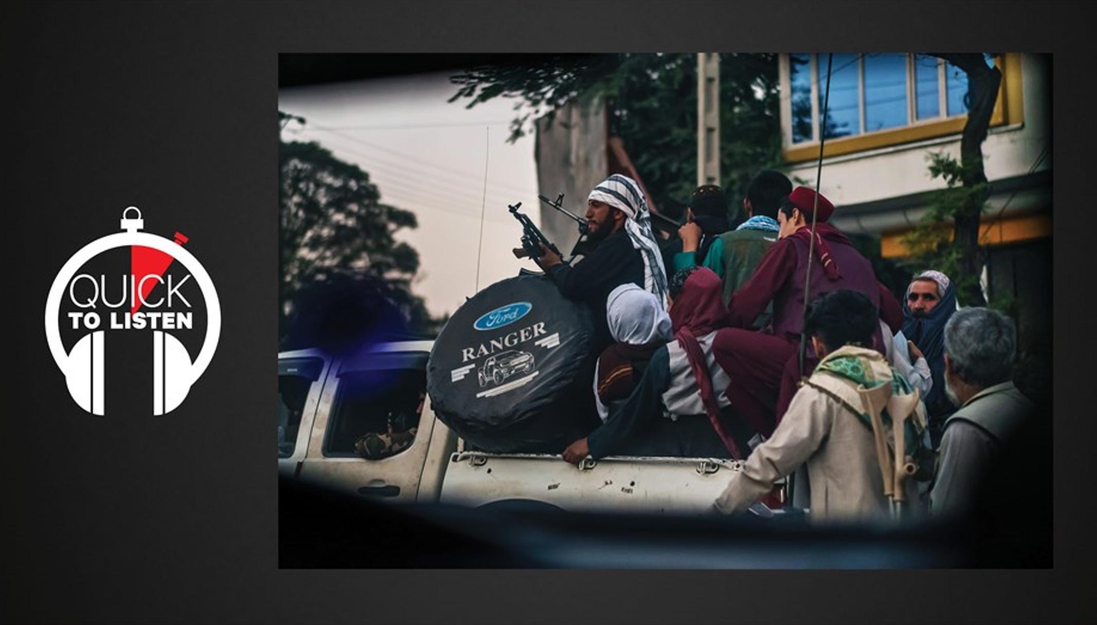2021-08-23 Taliban in Kabul