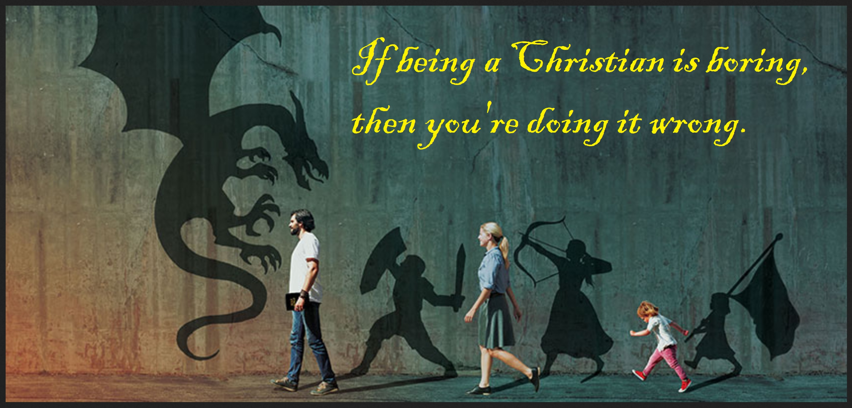 2021-09-15 WW - Is It Boring Being a Christian