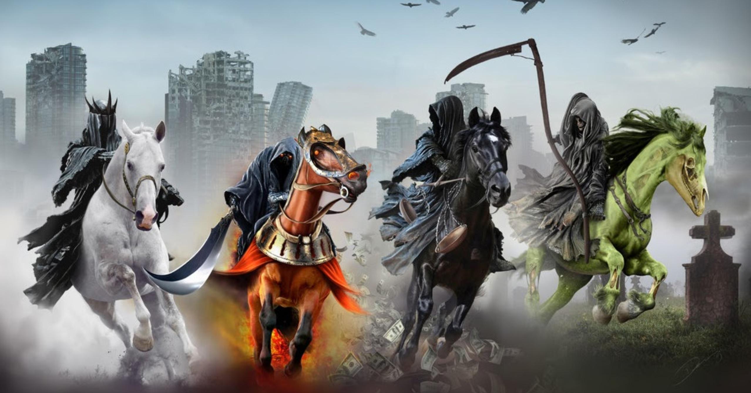 2021-10-02 Horsemen of the Apocalypse